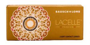 BAUSCH & LOMB LACELLE PREMIUM COLOR QUARTERLY DISPOSABLE CONTACT LENS-0