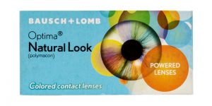 BAUSCH & LOMB OPTIMA NATURAL LOOK QUARTERLY DISPOSABLE CONTACT LENS-0
