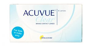 ACUVUE CLEAR MONTHLY DISPOSABLE CONTACT LENS-0