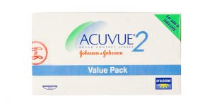 ACUVUE 2 WEEKS WEEKLY DISPOSABLE CONTACT LENS-0